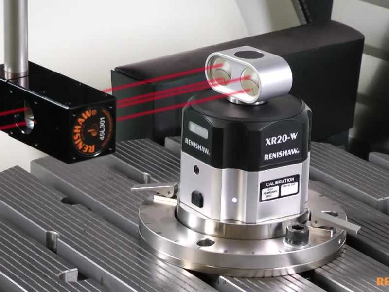 Sistemi di controllo per macchine utensili - Ballbar QC20-W