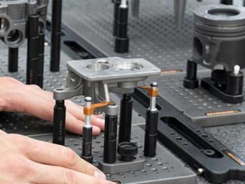 Sistemi di fissaggio per macchine di misura